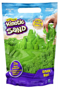 KINETIC SAND SACCHETTO SABBIE COLORATE ASS 6046035 SPIN MASTER new