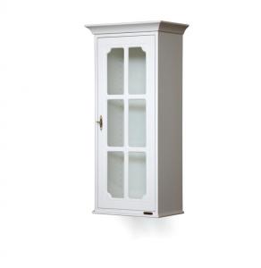 Vitrina laqueada colgante - 1 puerta