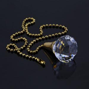 8985 Swarovski: catena pendente sfera sfaccettata