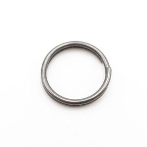 Anello brisè nickelato Ø16 mm spessore 1,5 mm finitura grezzo
