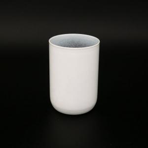Bicchierino E27 laccato bianco Ø40 mm foro 10mm