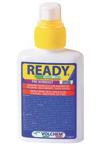 READY® 112ml ( pre workout ) 10 x 112ml
