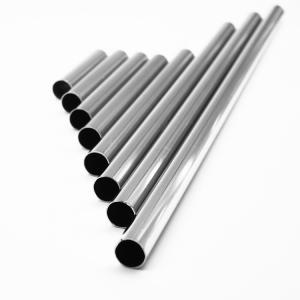 Copritubo distanziale L160 mm cromo lucido Ø13 spessore 1 mm