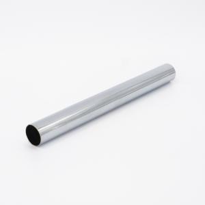 Copritubo L160 mm cromo lucido Ø16 spessore 1 mm