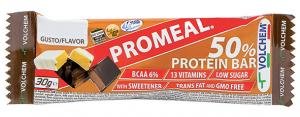 PROMEAL ®  PROTEIN 50%  ( barretta proteica ) 30 x 30g