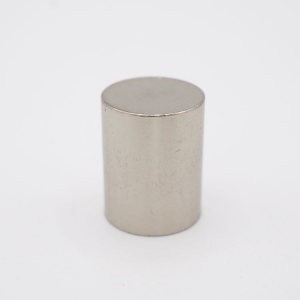 Finale M10x1 cilindrico nikelato Ø14 x h18 mm