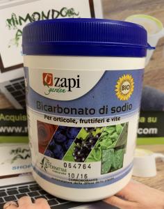 BICARBONATO DI SODIO Bio 500gr