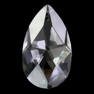 Mandorla Spectra Swarovski taglio classico da 50 mm color cristallo.