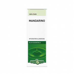 MANDARINO OLIO ESSENZIALE - AZIONE RILASSANTE 10 ML ERBAVITA