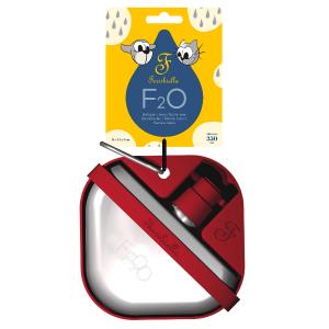 Bottiglia-Ciotola da viaggio F2O Ferribiella