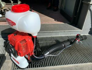 Atomizzatore CIFARELLI M1200 per agricoltura e igiene urbana 77 cc - 3,6 Kw