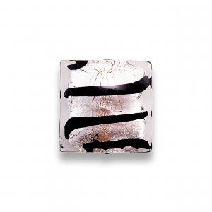 Perla di Murano quadrata 18 mm