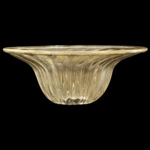 Tazza Ø20 ricambio Murano lampadari vetro tutto oro