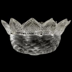 Tazza ricambio vetro Murano Ø14 cm color cristallo veneziano MG a 12 punte.