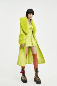 Cappotto Penelope Coat Citrus Aniye By