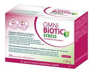 OMNI BIOTIC STRESS VITAMINE B 28 BUSTINE