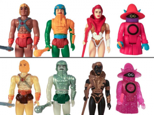 Masters of the Universe ReAction: CASTLE GREYSKULL BOX by Super7