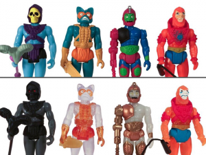 Masters of the Universe ReAction: SNAKE MOUNTAIN BOX by Super7