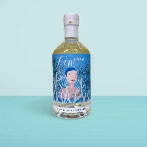 Gin Primo al sale di Romagna - Box Primo Amore con Tonica Bianchina e 4 Jar -