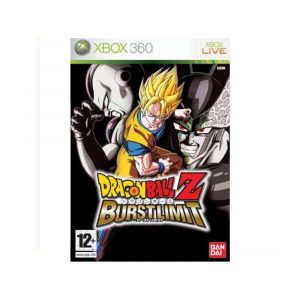 Dragon Ball Z: Burst Limit - usato - XBOX 360