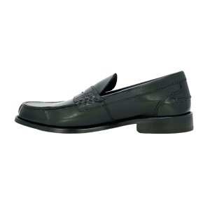 Clarks - BEARY LOAFER Black Leather