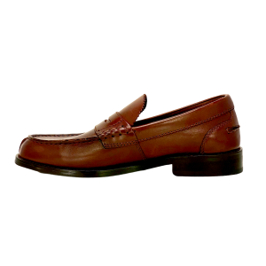 Clarks - BEARY LOAFER Mid Brown