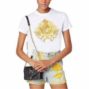 Borsa a spalla Versace Jeans Couture E1VWABE171407899 NERO -21