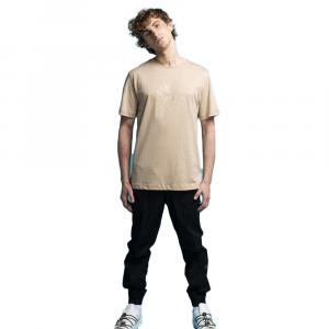 Startup T-Shirt Da uomo Logo Tono su Tono