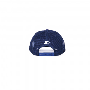 Starter® Caps Unisex: AGED-EFFECT FABRIC, APPLICATION ON THE FRONT