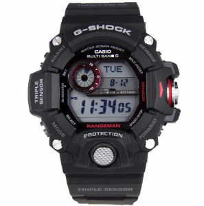 Casio G-Shock orologio digitale multifunzione, Rangeman Radio controlled