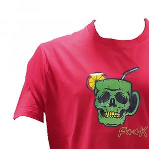 T-shirt uomo F**K F21-2502RS -21