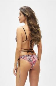 Bikini Triangolo e slip brasiliano regolabile Mantra Effek