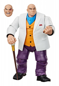 Marvel Retro Collection Spider-Man Serie's: KINGPIN by Hasbro