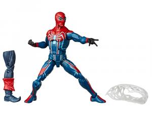 Marvel Legends Gamer Verse: SPIDER-MAN (Demogoblin BAF) by Hasbro