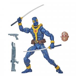 Marvel Legends Series Deadpool: DEADPOOL (Strong Guy BAF) by Hasbro