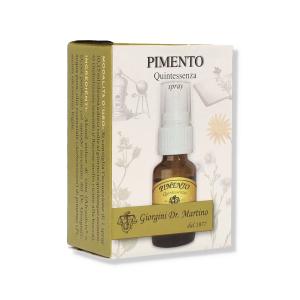 PIMENTO QUINTESSENZA15ML  SPRAY ALCOOLICO