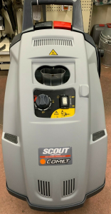 Idropulitrice a caldo semi-professionale Comet Scout 150 Extra - 150 Bar ad acqua calda