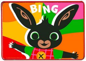 Coniglietto Bing Borraccia in alluminio Portamerenda e Tovaglietta
