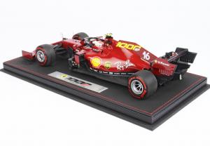 Ferrari SF1000 Gp Tuscany 2020 C. Leclerc Ltd 500 Pcs - 1/18 BBR