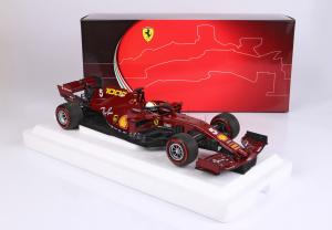 Ferrari SF1000 Tuscan Gp 2020 S. Vettel Polyfoam Packaging- 1/18 BBR