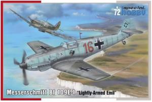 Messerschmitt Me-109E-1