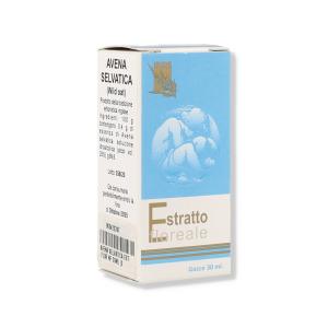 AVENA SELVATICA (WILD OAT) ESTRATTO FLOREALE