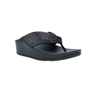 FitFlop - TWISS CRYSTAL - Nero