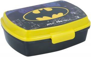 Borraccia in alluminio Batman con portamerenda Batman -2
