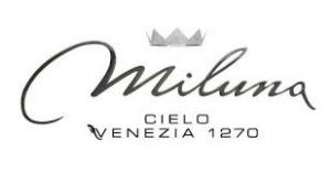 Collana Miluna Cuore Donna - in Oro Bianco con Diamanti
