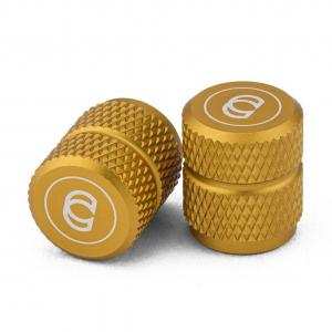 Cinema Valve Cap | Colore Gold