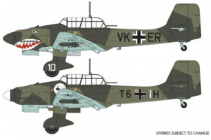 Junkers Ju87 B-1 Stuka