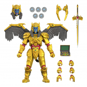 *PREORDER* Mighty Morphin Power Rangers Ultimates: GOLDAR by Super7