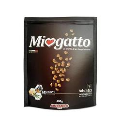 MIOGATTO ADULT 0,3 VITELLO/ORZO 400G