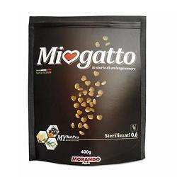 MIOGATTO STERILIZZATO 0,6 POLLO NATURALE 400G